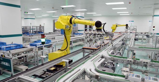 大力发展机器人产业 伺服电机成了热门领域